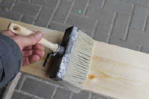 Bretter Für Die Holzfassade Richtig Streichen