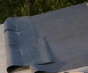 Fußboden Schweißbahn Verlegen ~ Dachpappe selber verlegen