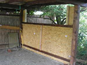 carport bauen w nde fassade. Black Bedroom Furniture Sets. Home Design Ideas