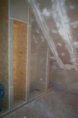 einbauschrank in der dachschraege selber bauen. Black Bedroom Furniture Sets. Home Design Ideas