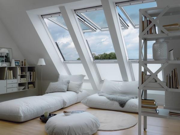 Dachflächenfenster velux  Dachfenster Velux