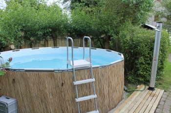 Untergrund swimmingpool for Pool aufstellen