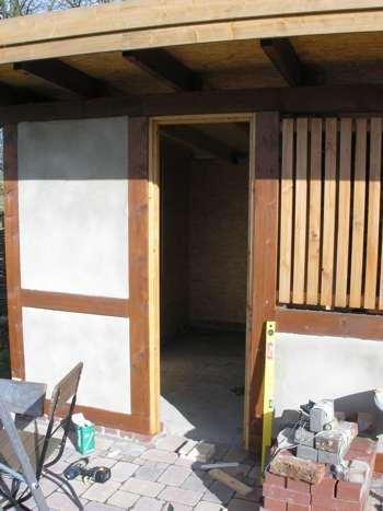 Atemberaubend Sauna im Garten bauen &TY_48