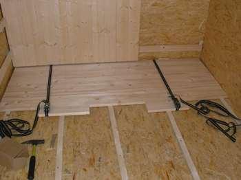 Fußboden Selber Dämmen ~ Sauna fußboden dämmen dachboden dämmen diese möglichkeiten