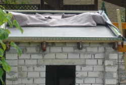 gruendach selber bauen. Black Bedroom Furniture Sets. Home Design Ideas