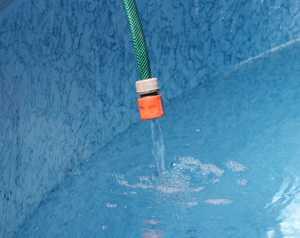 warmes Wasser für den Pool | Poolheizung selber bauen