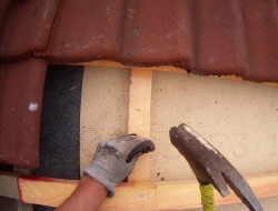 Dachlatten Im Richtigen Abstand Befestigen