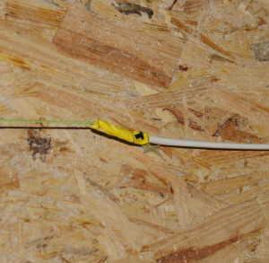 Popular Kabel durch ein Leerrohr ziehen GC96