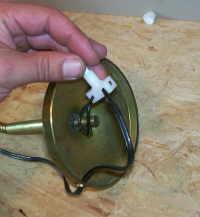 schalter für lampe einbauen